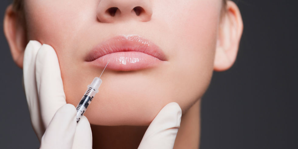 lip fillers glasgow